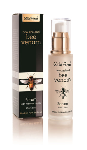 Bee Venom Serum with Active Manuka Honey 47ml (BVSE)