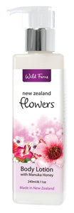 New Zealand Flowers Body Lotion (FLBL)