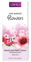 Load image into Gallery viewer, Flowers Hand & Nail Creme with Manuka Honey 100ml  (FLHN)