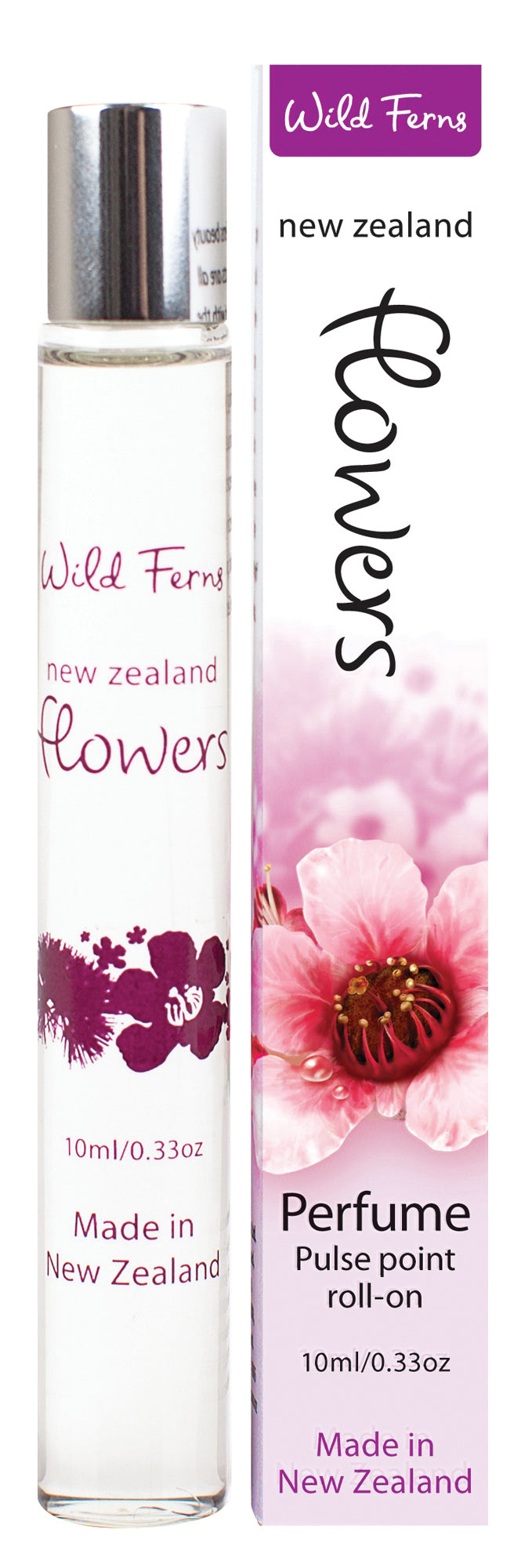 New Zealand Flowers Perfume 10ml (FLPE)