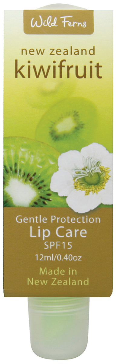 Kiwifruit Lip Care with SPF 15 12ml (KFLC)
