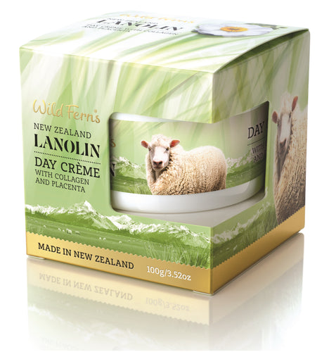 Lanolin Day Creme with Collagen and Placenta 100g (LADCP)