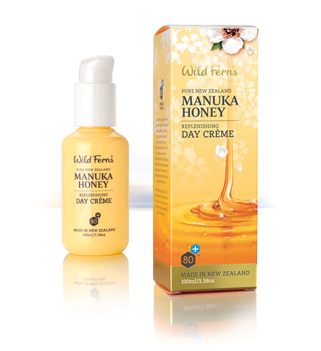 Manuka Honey Replenishing Day Creme 100ml (MNDC)
