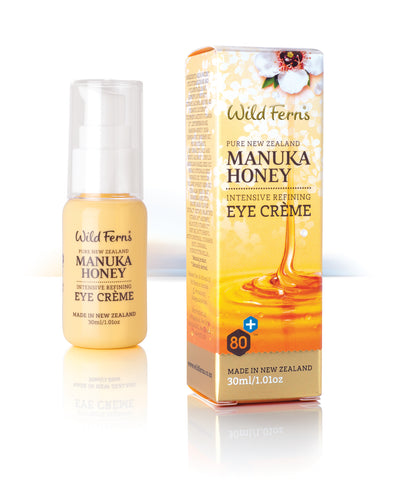 Manuka Honey Intensive Refining Eye Crème 30ml (MNEC)