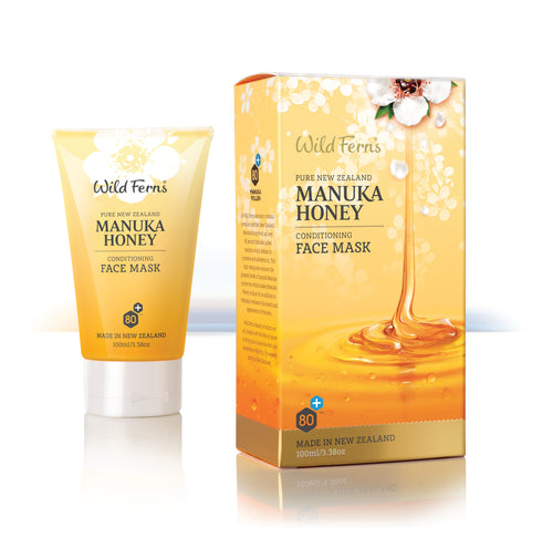 Manuka Honey Face Mask, 100ml  (MNFM)