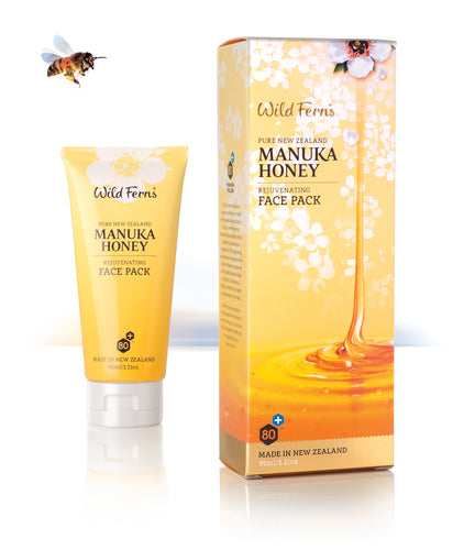 Manuka Honey Rejuvenating Face Pack 95ml  (MNFP )