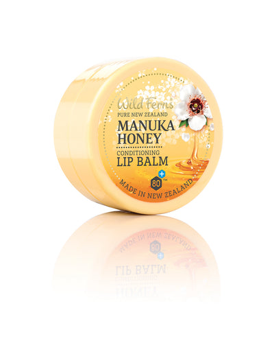 Manuka Honey Conditioning Lip Balm 15g (MNLB)