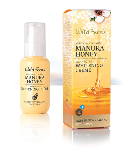 Manuka Honey Enhancing Whitening Crème 50ml  (MNWC)