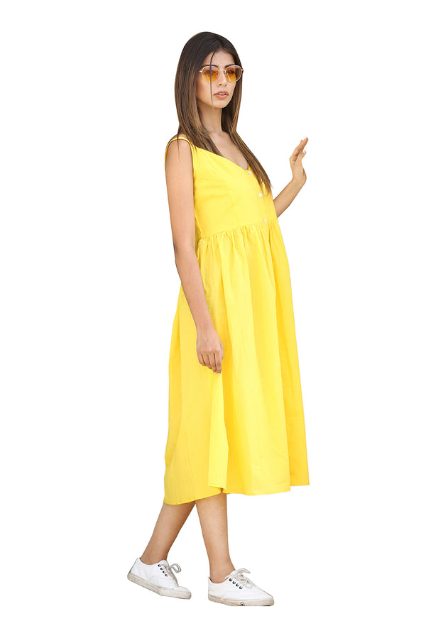 Yellow Dress - Sunshine