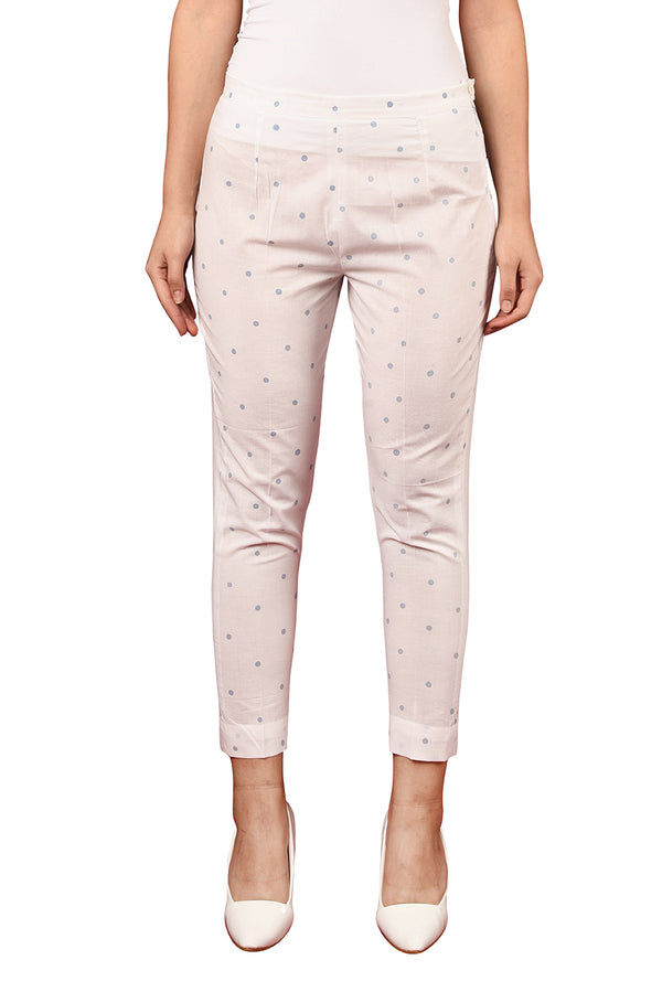 Blue Pant - Polka Straight