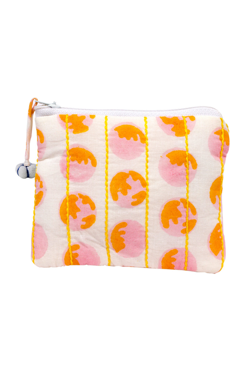 White Pouch - Fire Ball Polka