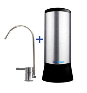 UltraStream Undersink – Hydrogen Rich Water Ioniser With Paper Sediment Filter