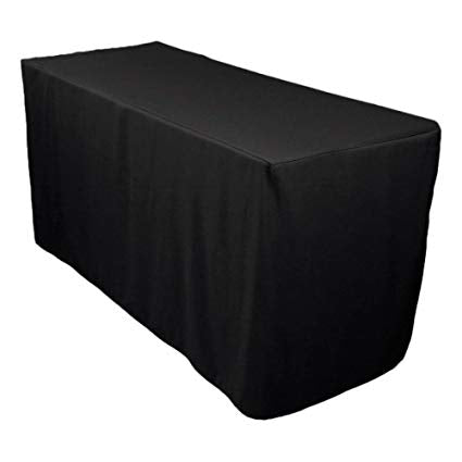 Fine Custom Fitted Trade Show Tablecloth 14004 4Ft 6Ft 8Ft Rectangle Home Remodeling Inspirations Cosmcuboardxyz