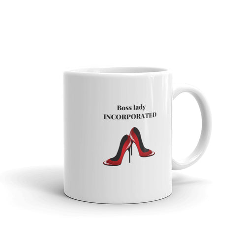 Boss Lady INC, Coffee Mug