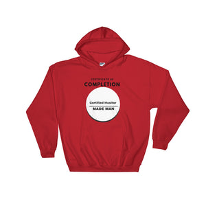 Certified Hustler Hooded Sweatshirt