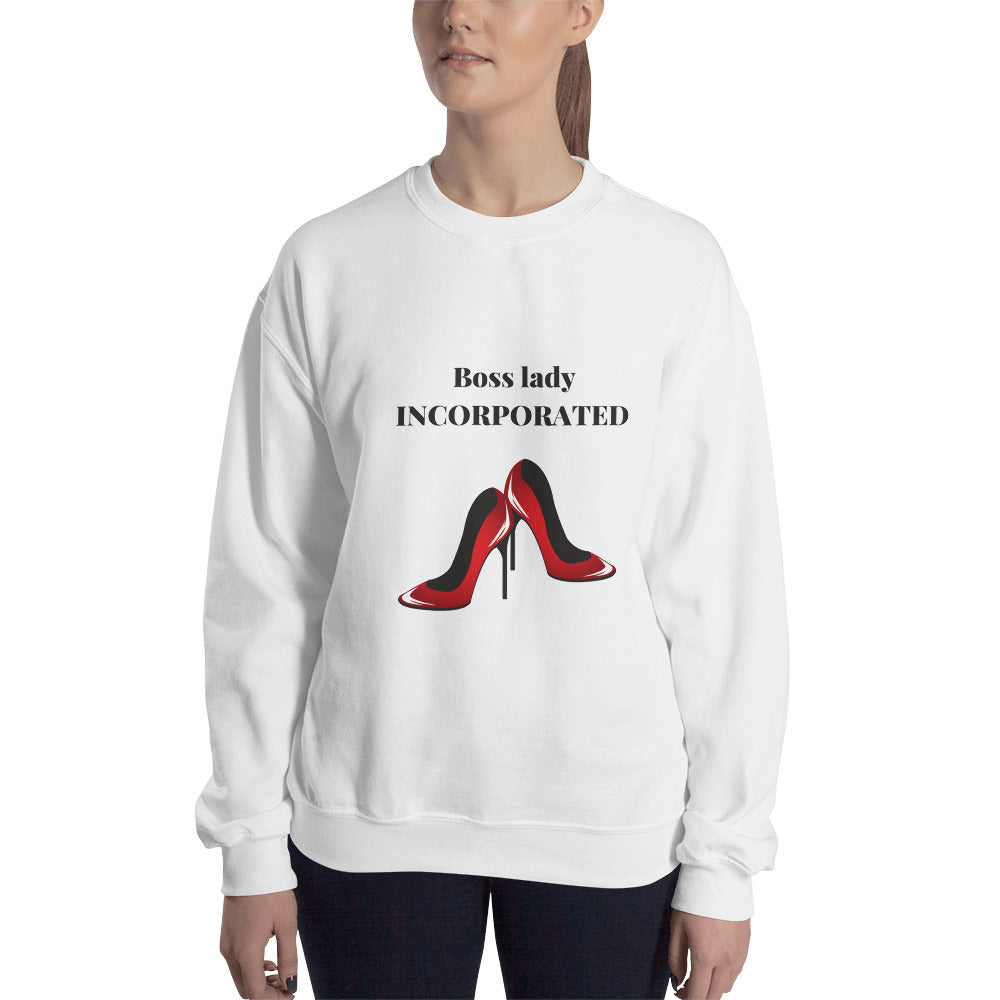 Boss Lady INC. Sweatshirt