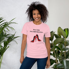 Boss Lady INC. Short-Sleeve T-Shirt