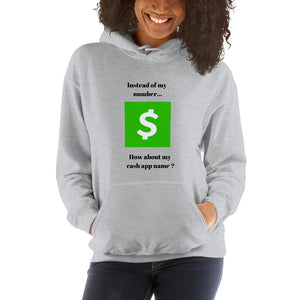 Cash App Hooded Sweatshirt