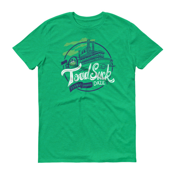 2019 Toad Suck T-shirt -  GREEN