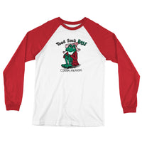 1982 Throwback Long Sleeve Baseball T-Shirt