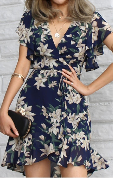 Every Day Floral Dress