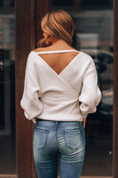 Sweater Knit Top