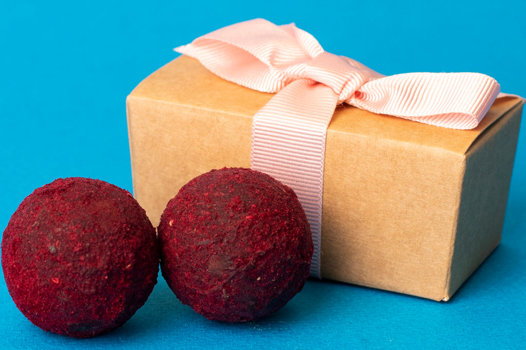 Sloe Gin Truffle Gift Box (Pack of 5 boxes)