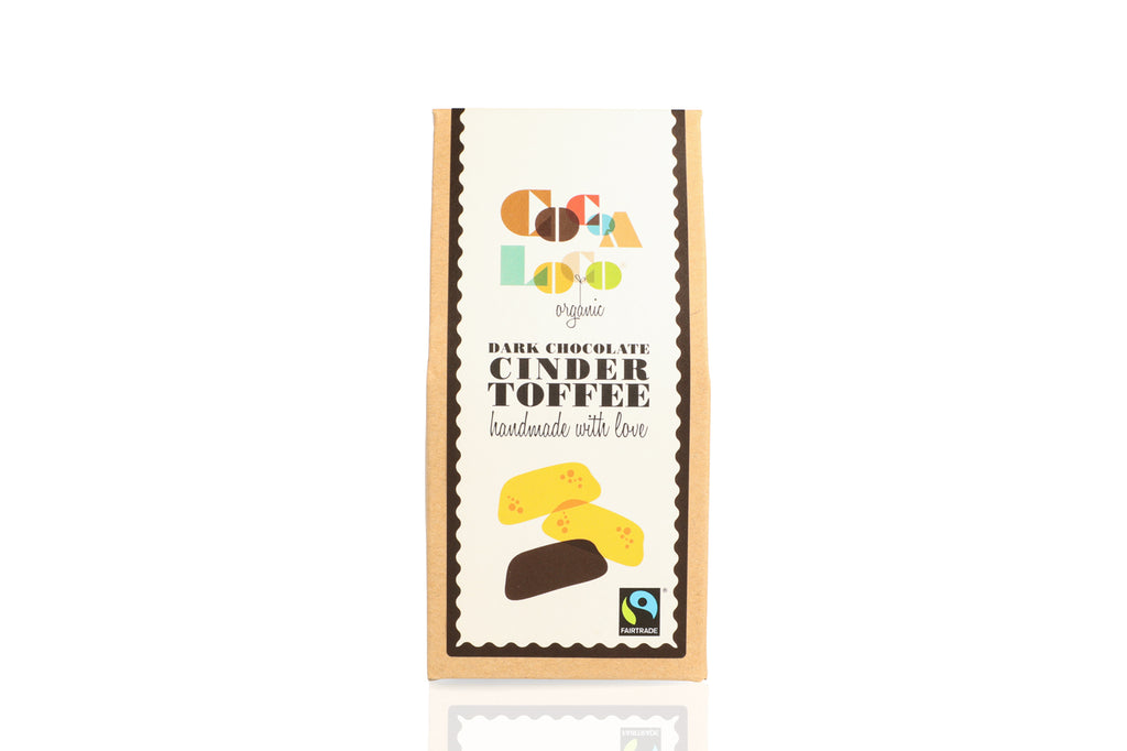 Dark Chocolate Cinder Toffee | Limited Edition