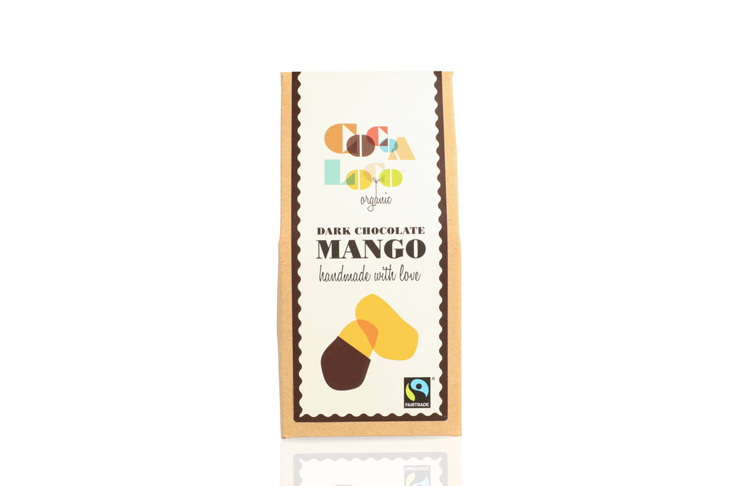 Dark Chocolate Mango