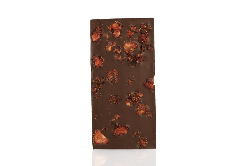 Strawberry & Dark Chocolate Bar | Limited Edition