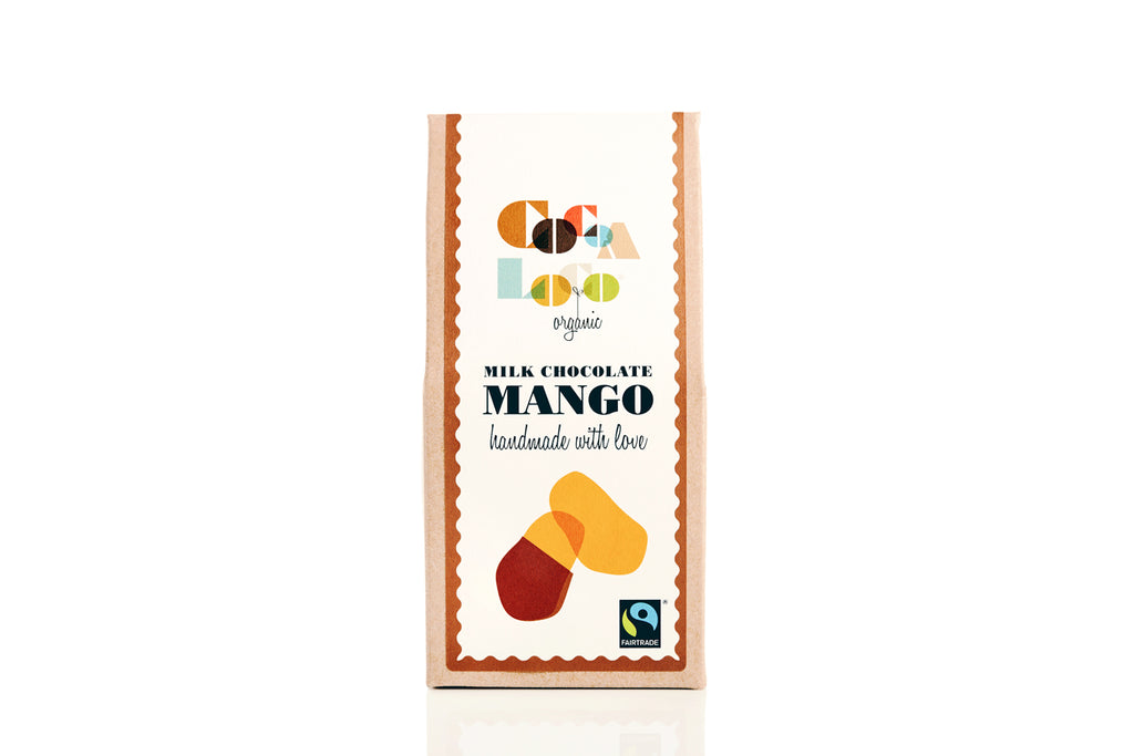 Milk Chocolate Mango
