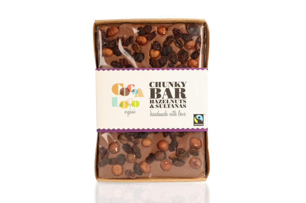 Milk Fruit & Nut Chunky Bar