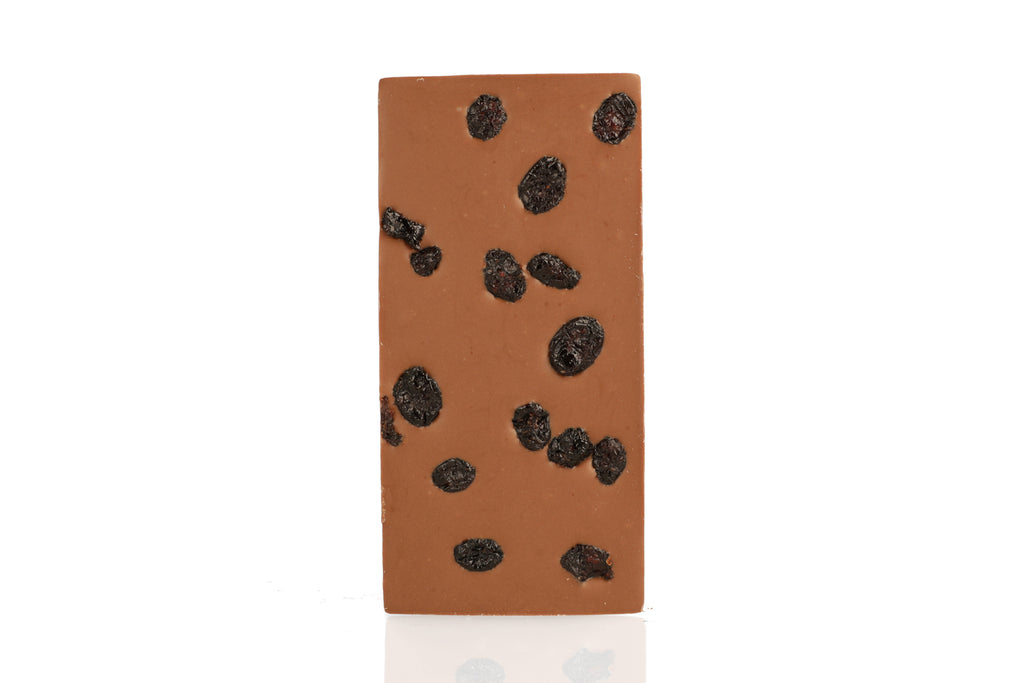 Orange & Cranberry Milk Chocolate Bar | Limited Edition