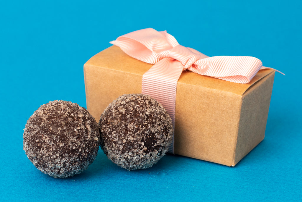 Dark Chocolate Pralines Truffle Gift Box (Pack of 5 boxes)