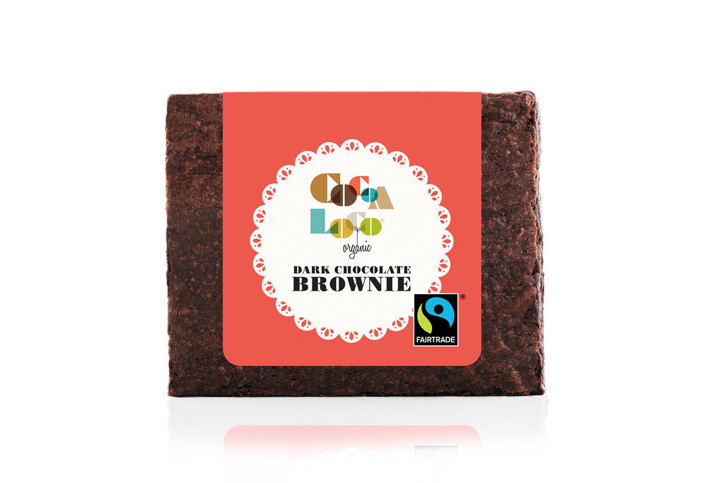 Dark Chocolate Brownie – Individual