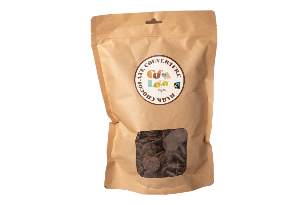 73% Dark Chocolate Couverture 1.5kg