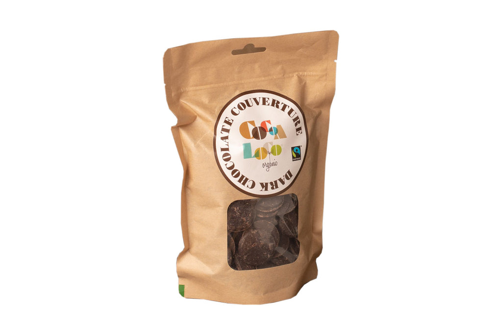 73% Dark Chocolate Couverture 500g