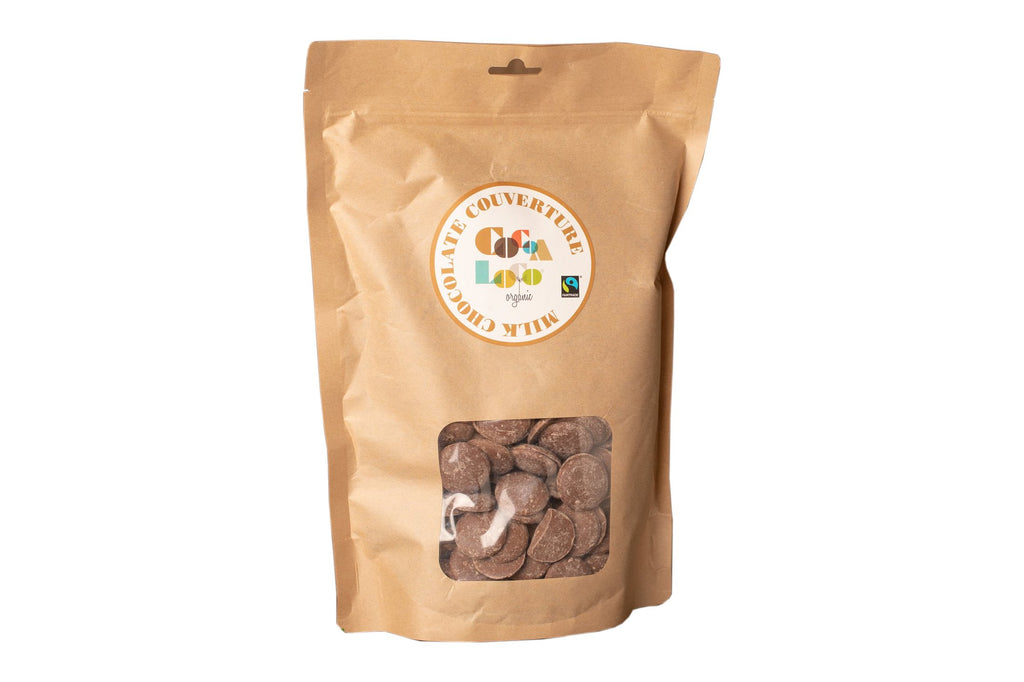 Milk Chocolate Couverture 1.5kg
