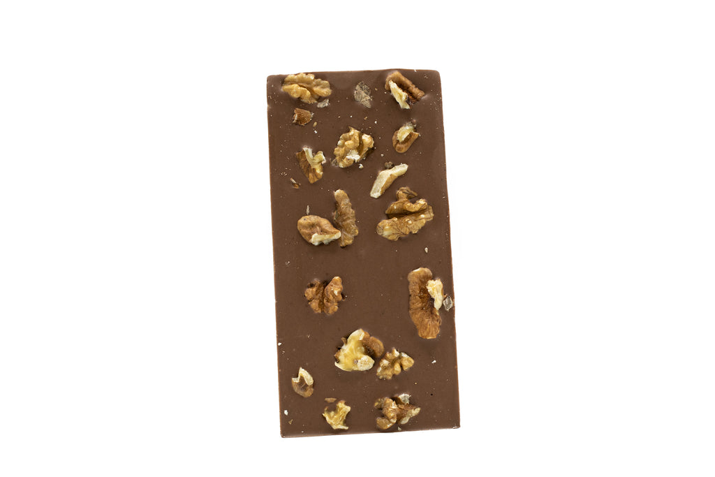 Milk Chocolate Coffee & Walnut Bar | Limited Edition