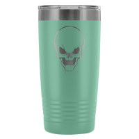 Thirsty Skull Insulated Tumbler