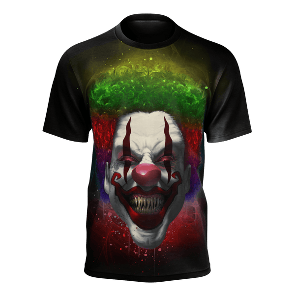 Crazy Clown Eyes T-Shirt