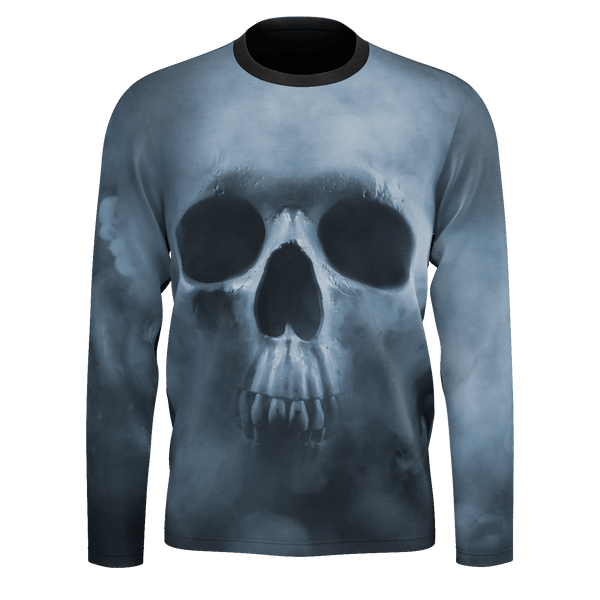 Smoke Skull Long Sleeve