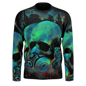 Apocalypse Skull Long Sleeve