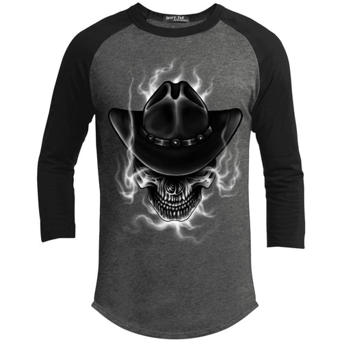 Justice Skull Sporty T-Shirt