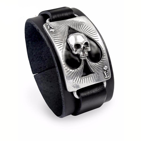 Death Skull Wrist Cuff Collection