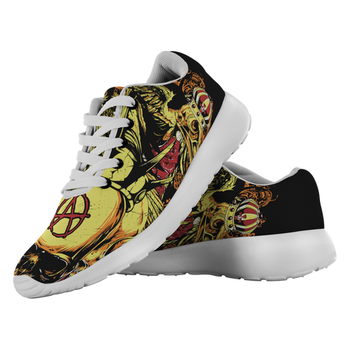 Skull's Anarchy Shoes