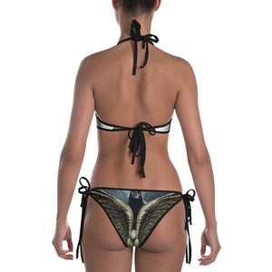 Reaper's Prayer Reversible Bikini