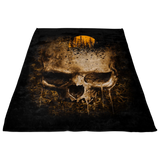 Night Skull Blanket