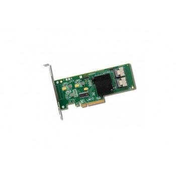 406-BBHY | Dell 6Gb/s 8-Port PCI Express 3.0 SATA SAS Host Bus Adapter with Standard Bracket