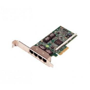 540-BBLR | Dell Broadcom 5719 1Gb Quad Port Ethernet PCI Express 2.0 x4 Network Interface Card with std Bracket